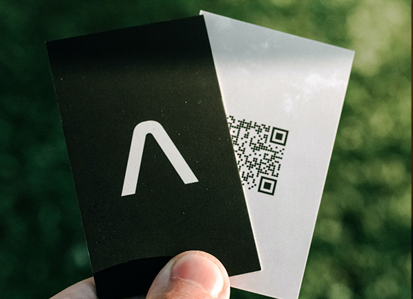 We design your business card